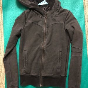 Lululemon cotton jacket